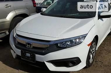 Honda Civic 2.0 LX 2017