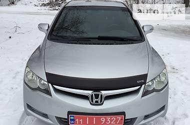 Honda Civic 4D AT  2007