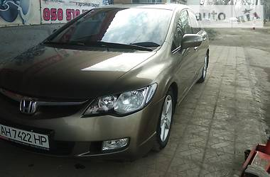 Honda Civic 2008 в Донецке