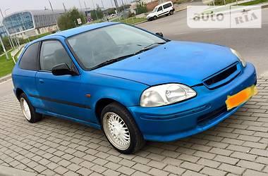 Honda Civic 1996 в Львове