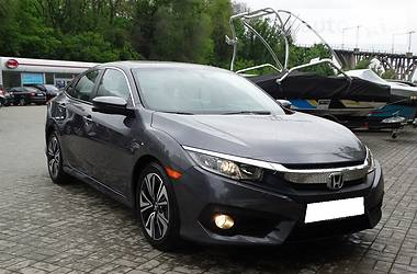 Honda Civic 2016 в Днепре