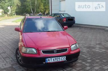 Honda Civic 1995 в Ивано-Франковске