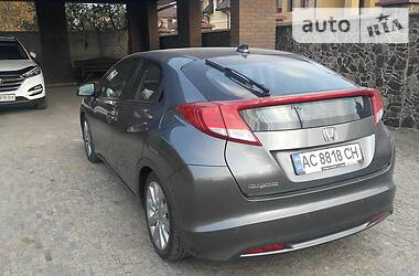 Honda Civic 2012 в Луцке