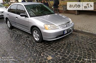 Honda Civic 2001 в Коломые