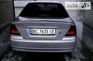 Honda Civic 2001 в Бориславе