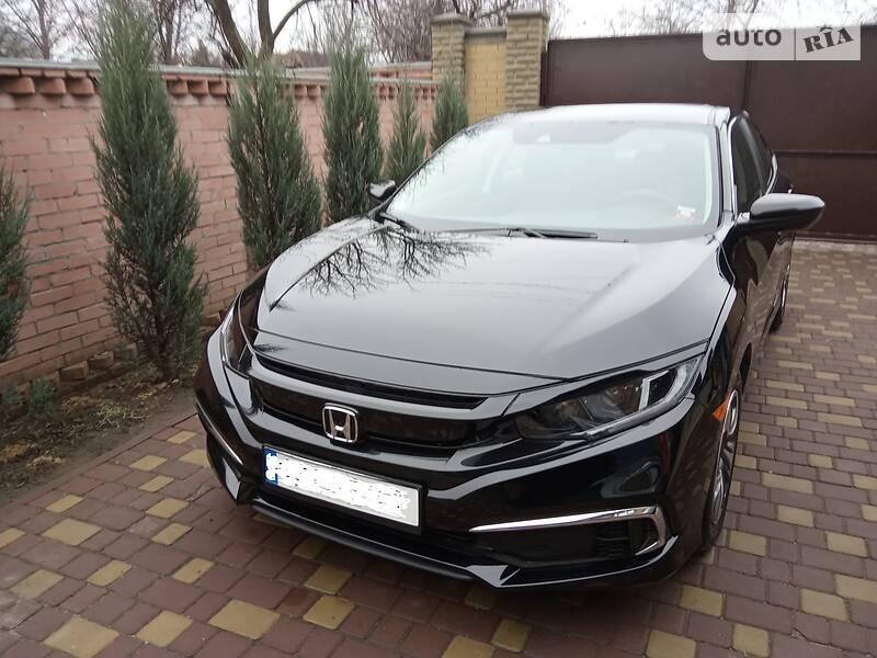 Honda Civic 2019 в Днепре