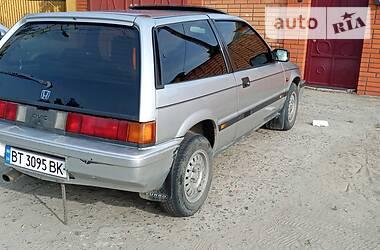 Honda Civic 1985 в Новой Каховке