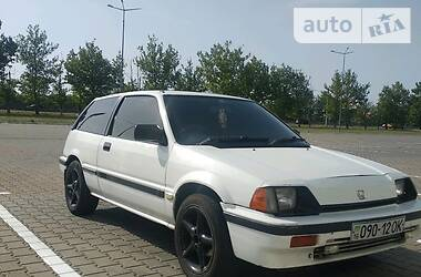 Honda Civic 1986 в Николаеве