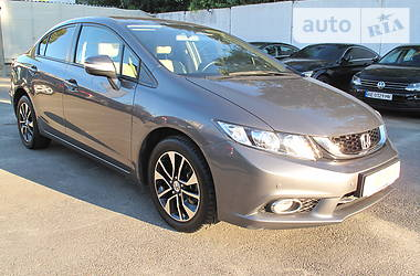 Honda Civic 2015 в Киеве