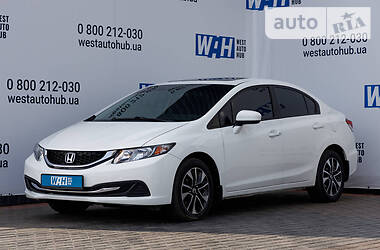Honda Civic 2015 в Луцке