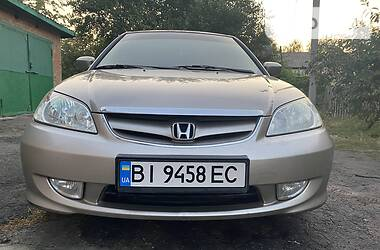 Honda Civic 2004 в Кобеляках