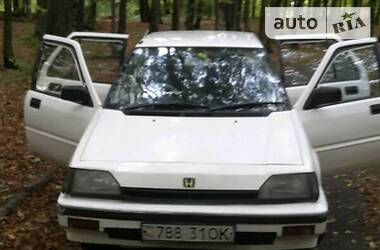 Honda Civic 1985 в Виннице