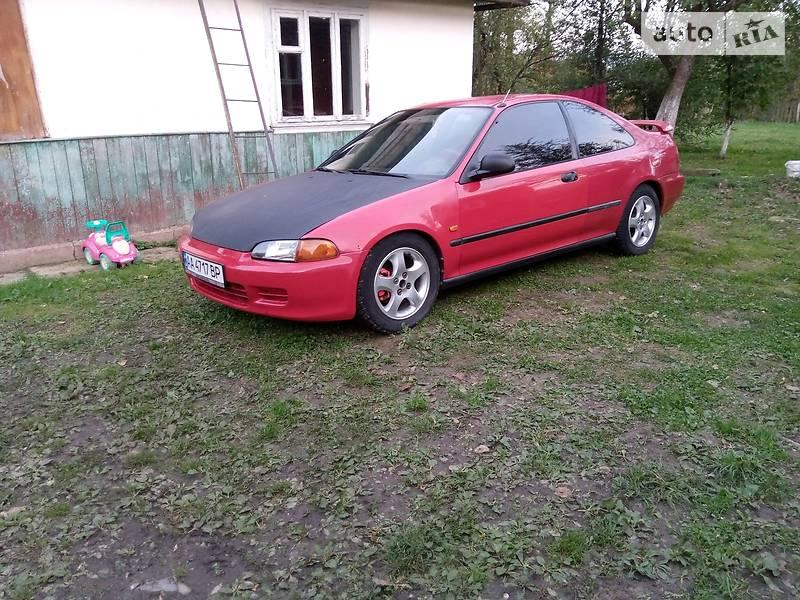 Honda Civic 1995 в Ивано-Франковске