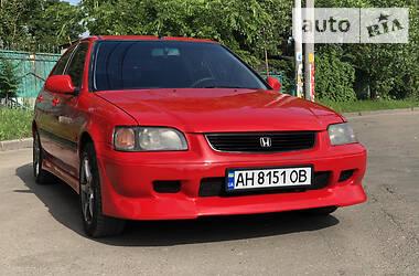 Хэтчбек Honda Civic 1996 в Одессе