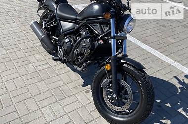 Мотоцикл Круизер Honda CMX 500 2017 в Запорожье