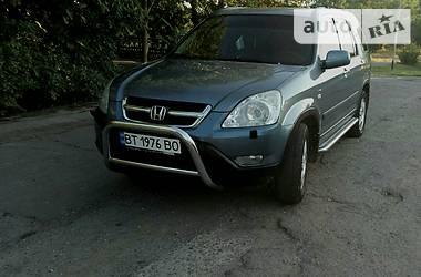 Honda CR-V 2004 в Новотроицком