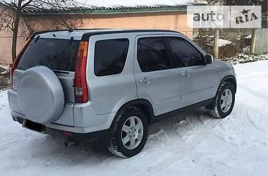 Honda CR-V 2002 в Черновцах