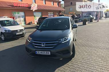 Honda CR-V 2013 в Черновцах