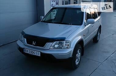 Honda CR-V 2001 в Каменец-Подольском