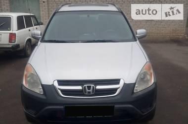 Honda CR-V 2002 в Харькове