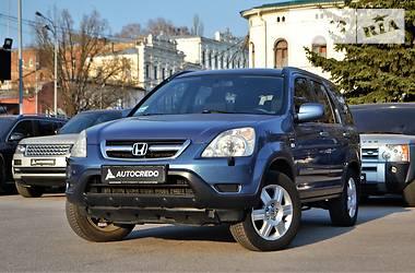 Honda CR-V 2004 в Харькове
