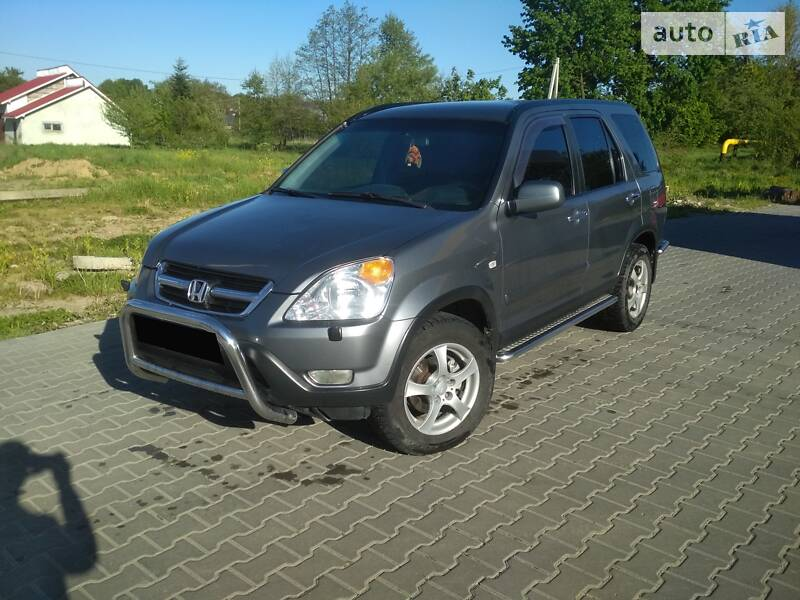 Позашляховик / Кросовер Honda CR-V 2004 в Бориславі