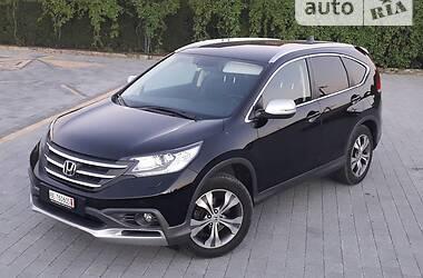Внедорожник / Кроссовер Honda CR-V 2013 в Стрые