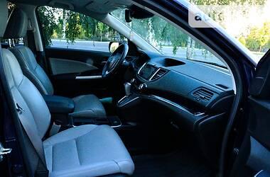 Позашляховик / Кросовер Honda CR-V 2016 в Харкові