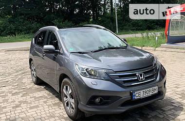 Внедорожник / Кроссовер Honda CR-V 2013 в Черновцах