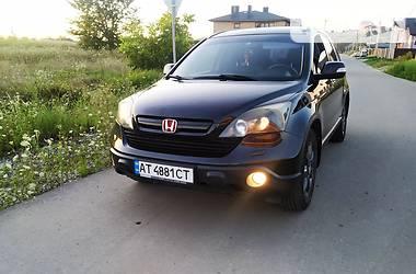 Внедорожник / Кроссовер Honda CR-V 2007 в Ивано-Франковске