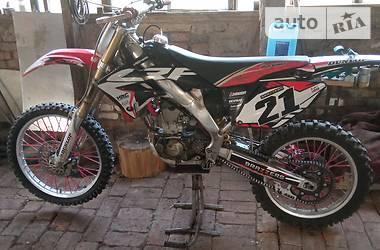 Мотоцикл Кросс Honda CRF 250 2006 в Лубнах