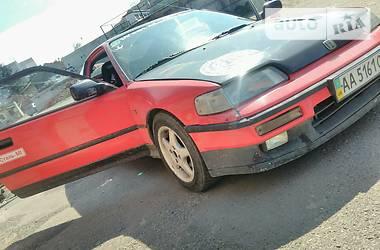Honda CRX 1991 в Львове