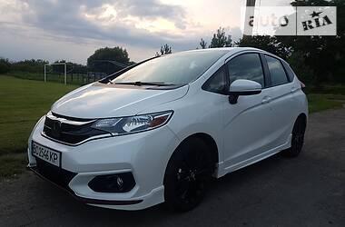 Honda Fit 2018 в Львове