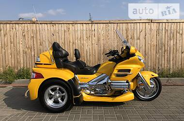 Honda Gold Wing 2010 в Киеве