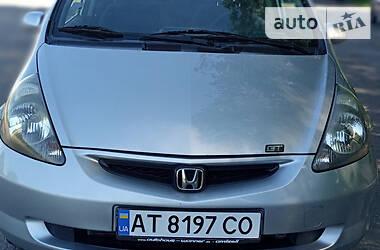 Хэтчбек Honda Jazz 2004 в Черновцах