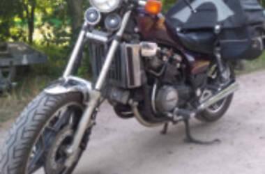 Мотоцикл Чоппер Honda NC 750 1982 в Коростышеве