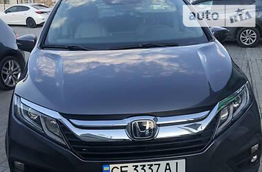 Минивэн Honda Odyssey 2019 в Черновцах