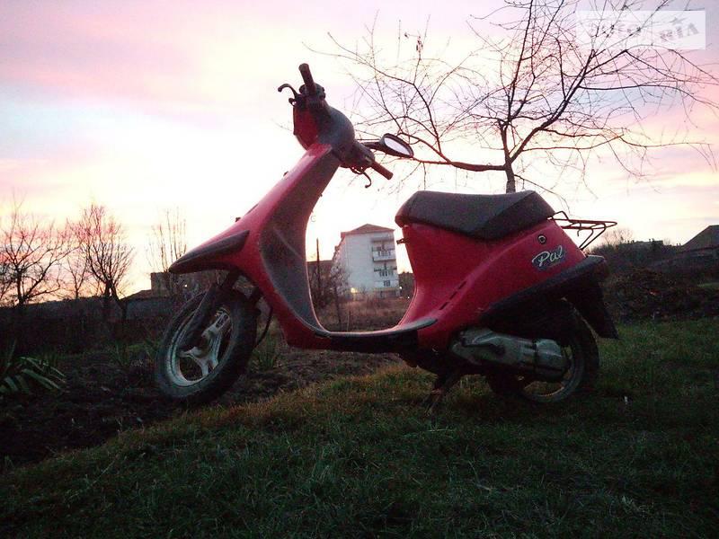 Honda Pal 2000 в Калуше