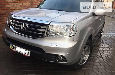 Honda Pilot 3.5i V6 2012