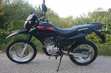 Мотоцикл Позашляховий (Enduro) Honda XR 150 2019 в Львові