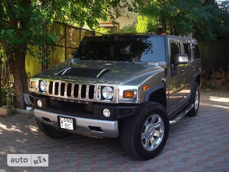 Hummer H2 2009 в Одессе