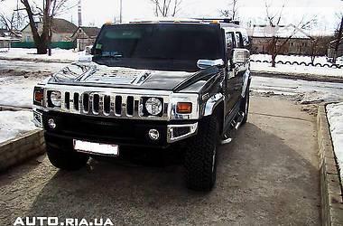 Hummer H2 2006 в Северодонецке