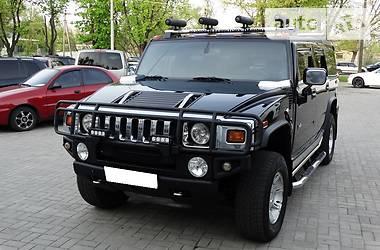 Hummer H2 2004 в Днепре