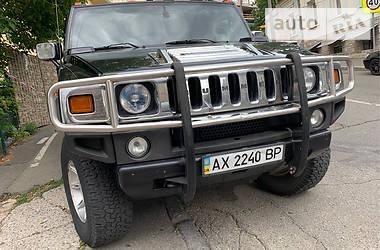 Hummer H2 2003 в Киеве
