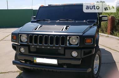 Hummer H2 2008 в Бердичеве