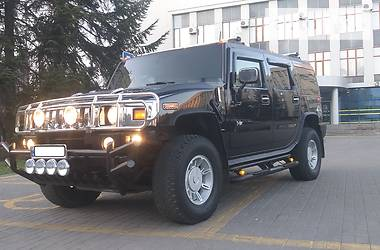 Hummer H2 2003 в Ровно