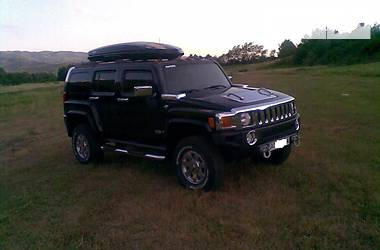 Hummer H3 2005 в Тячеве