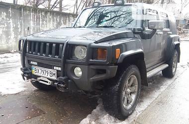 Hummer H3 2008 в Хмельницькому