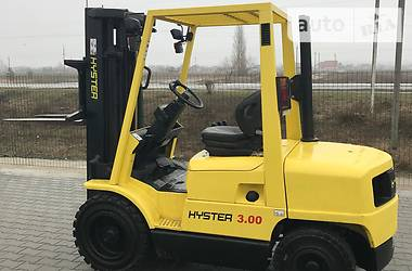 Hyster H 2000 в Вараше