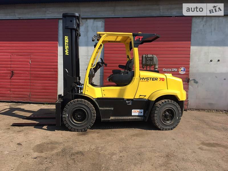 Hyster H 7.0т D